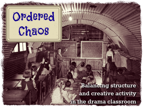 an introduction to the creative drama in the classroom Creative processes in the elementary classroom: an introduction to drama-based pedagogy presented by tamara goldbogen, bts endowed chair for arts learning.