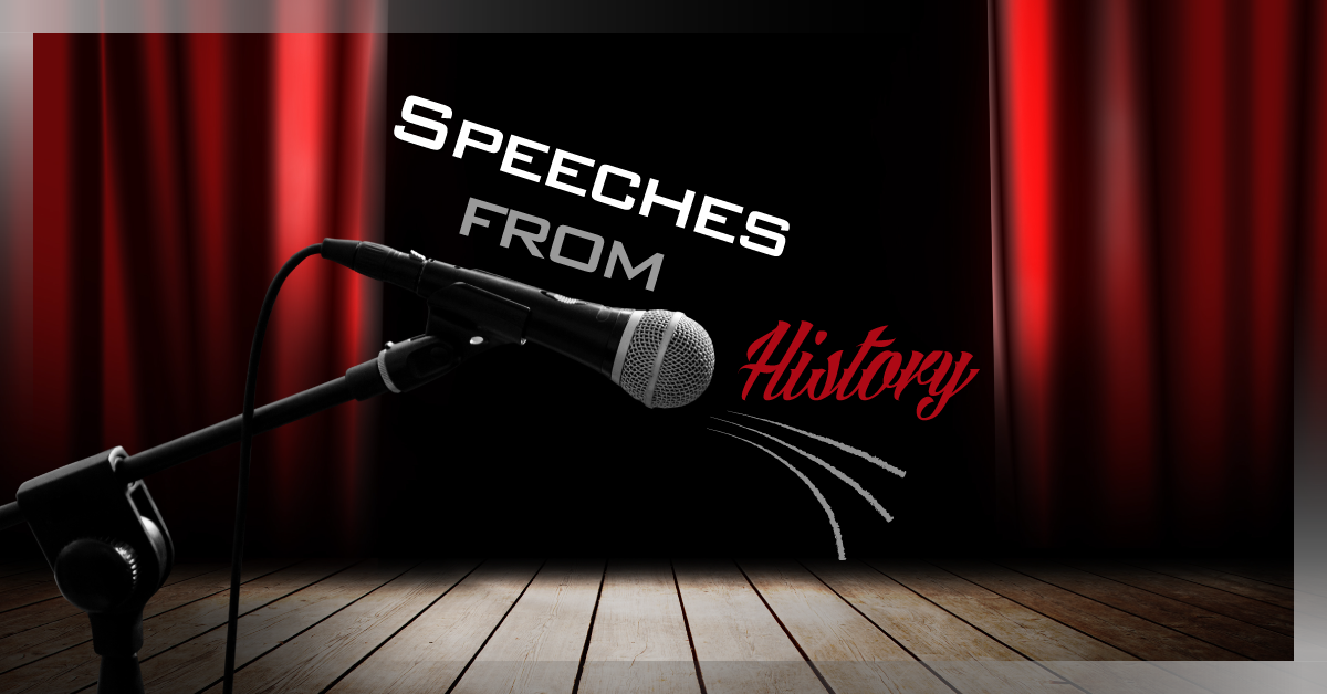 Speeches from History