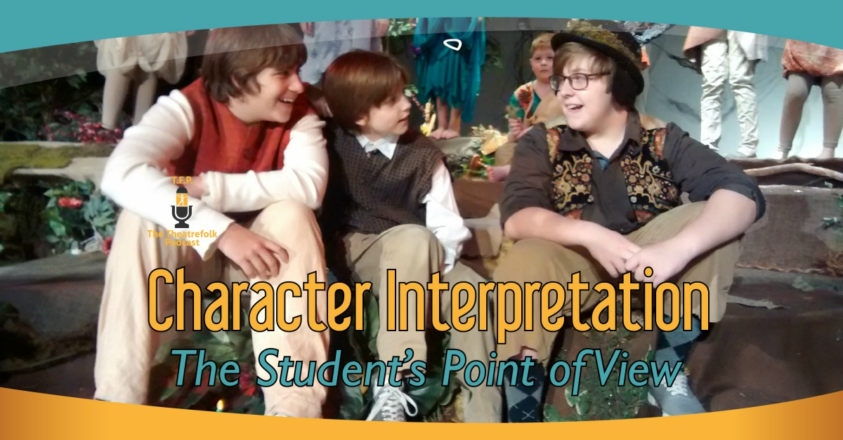 Character Interpretation Student's