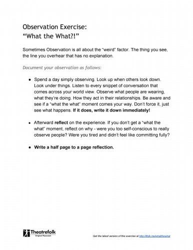 """Observation Exercise- """"What the What-!""""-page-001"""