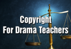 Copyright for theatre