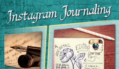 Expression Exercise: Instagram Journaling