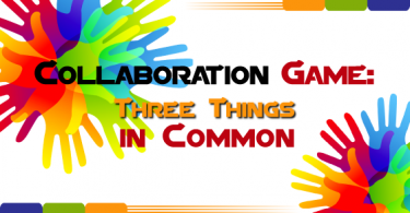 Collaboration Game: Three Things in Common