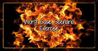 Worst case scenario exercise