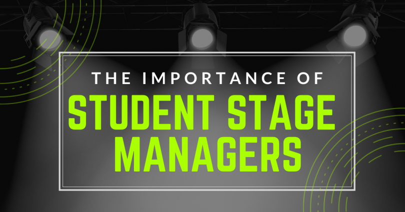 Student Stage Managers
