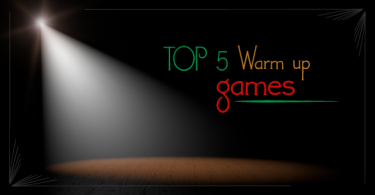 5 Collaboration or Warm-up Games