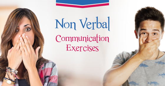 communication exercises nonverbal communication exercises