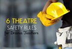 Theatre Safety Rules