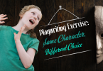 Playwriting-Exercise--Same-Character,-Different-Choice