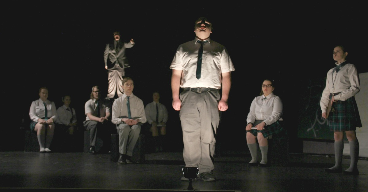 an analysis of the chorus in the play antigone by sophocles Let's take a look at the role of the chorus and analyze how their interaction  in  the play antigone by sophocles, the chorus and chorus leader.