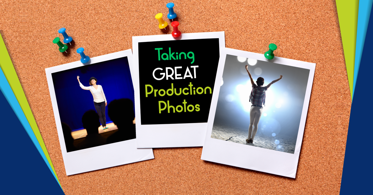 Taking great production photos