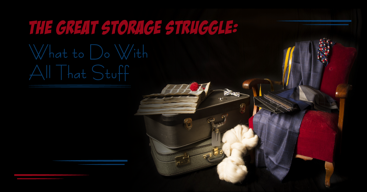 The great storage struggle