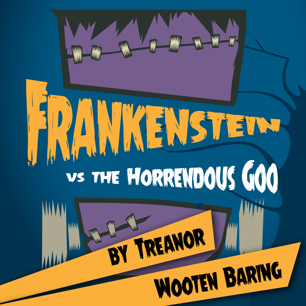 Frankenstein vs the Horrendous Goo