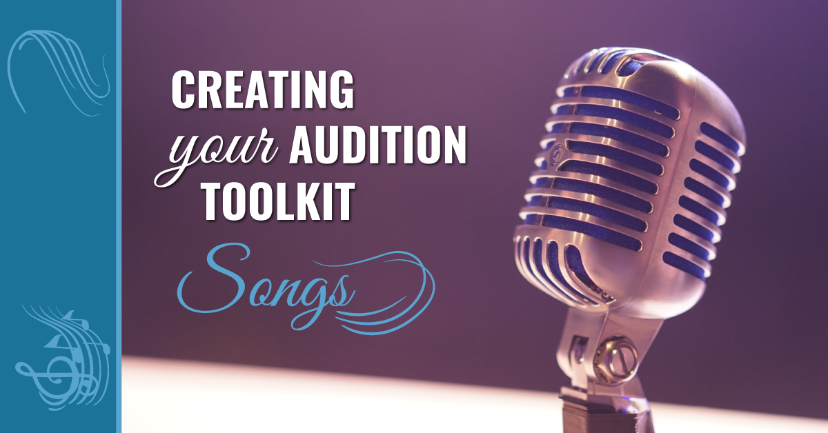 Creating your audition toolkit - songs