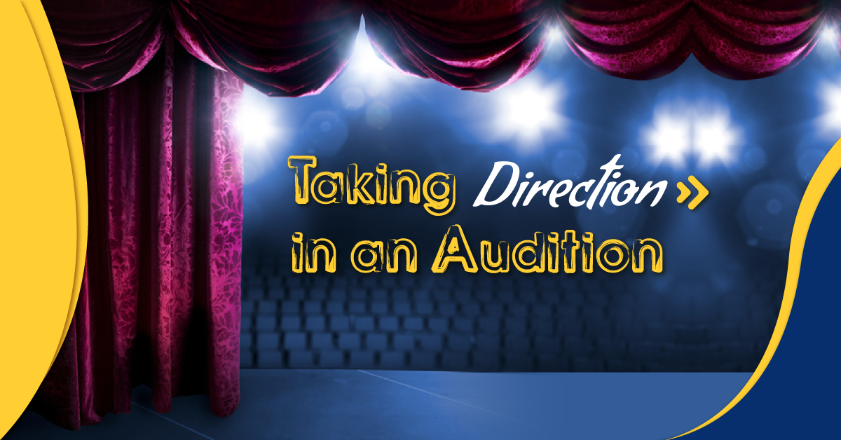 Taking Direction in an Audition