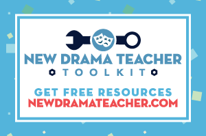 The New Drama Teacher Toolkit