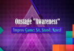 Onstage awareness