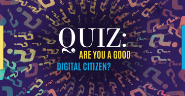 Are you a good digital citizen