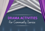 Drama Activities for Community Service