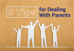 5 tips for dealing with parents