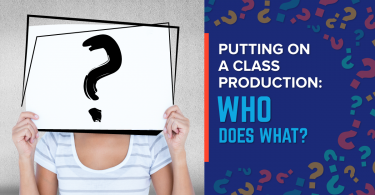 Class Production - Who Does What