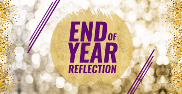 Year-End Reflection