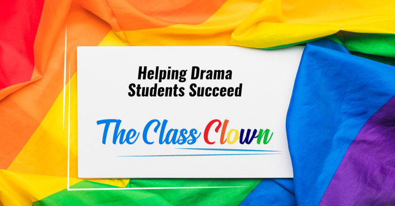 Helping Drama Students Succeed: The Class Clown