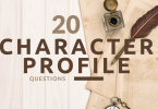 20 Character Profile Questions