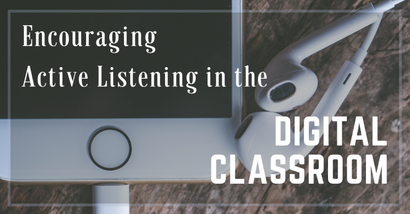 Encouraging Active Listening in the Drama Classroom