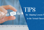 Tips for Adapting Lesson Plans to the Virtual Classroom