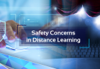 Safety Concerns in Distance Learning