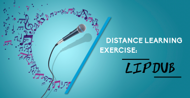 Distance Learning Exercise: Lipdub