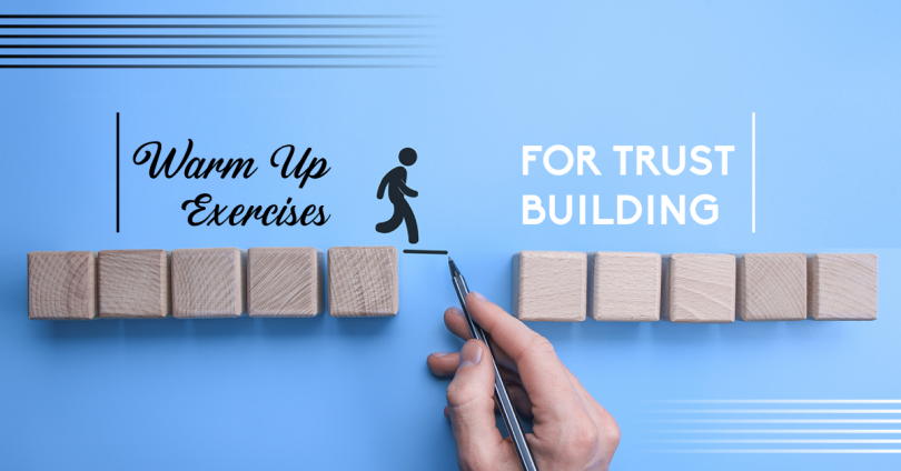 Warm-up Exercises for Trust Building