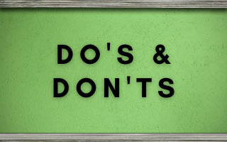 Do's & Don'ts for Producing BIPOC Plays