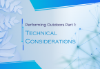 Outdoor Theatre - Technical Considerations