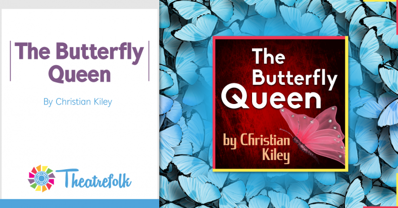 The Butterfly Queen